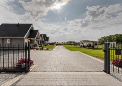 Mała finlandia luksusowe domki nad morzem